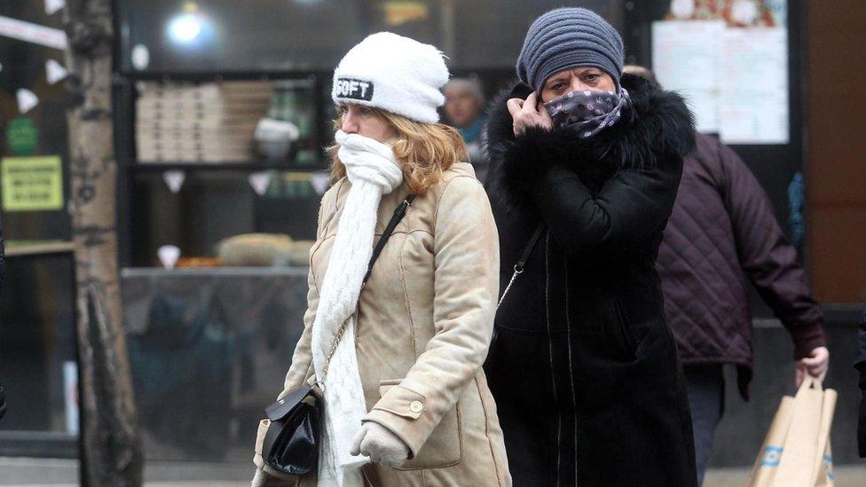 Globalno zagrevanje nema direktne veze sa ovom pojavom.