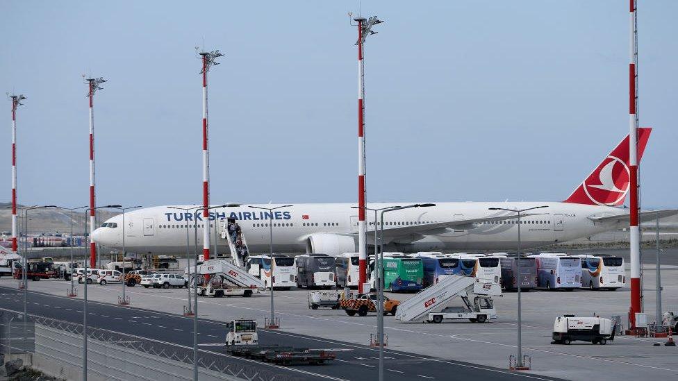THY haziran ayının son iki haftası Avrupa'da uçuş trafiğinin birincisi oldu