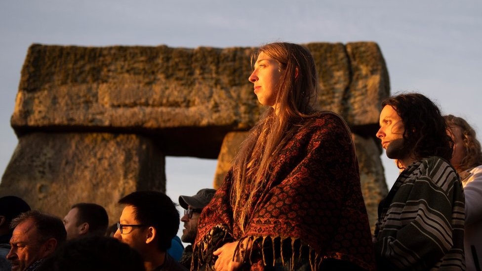 In pictures: Summer and winter solstice celebrations