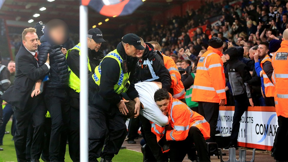Bournemouth v Newcastle steward assault case dropped