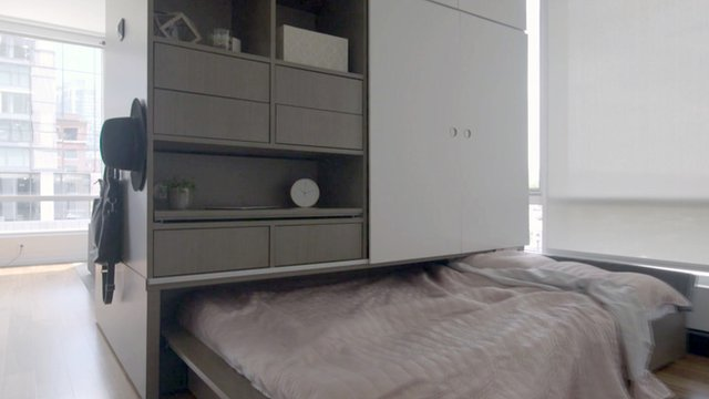 Ori's robotic furniture