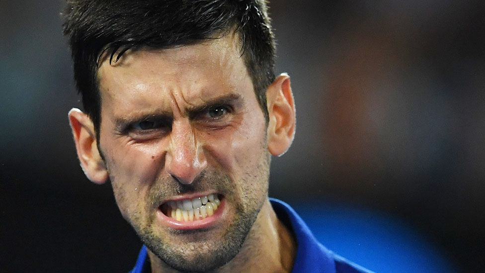 Novak Djokovic's war memories make him fund childhood research