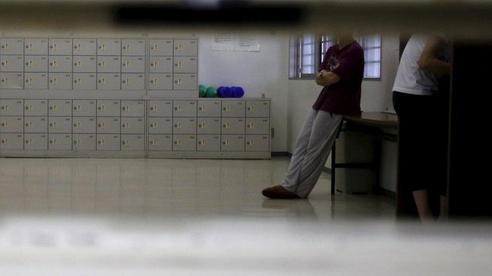 Japan detention centre immigrants start hunger strike