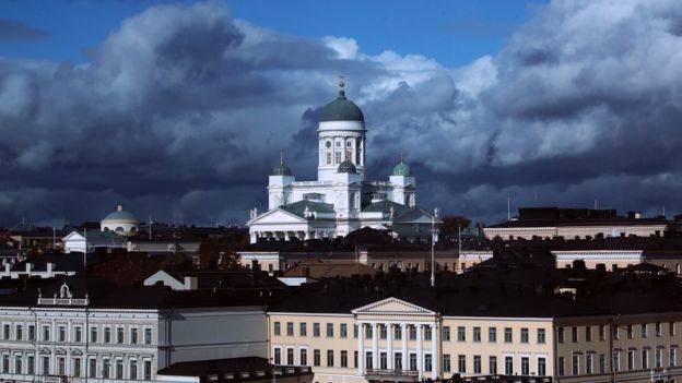 Sekitar 2.000 penganggur di Finlandia dipilih acak.