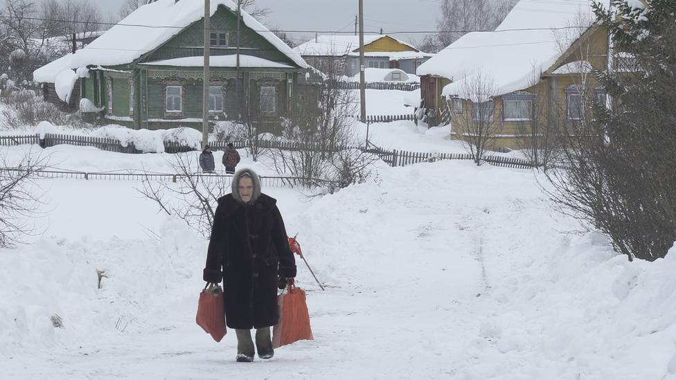 Desa di Rusia
