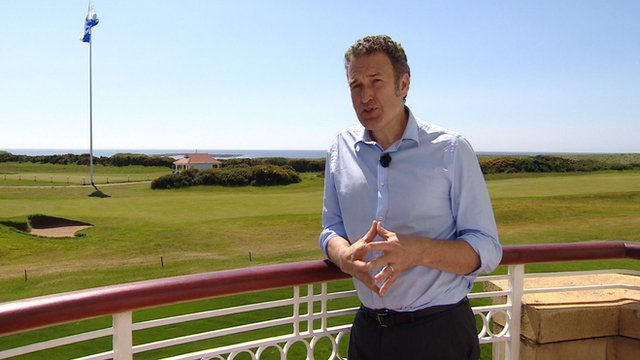 David Currie takes a look around the newly revamped Trump Turnberry course.