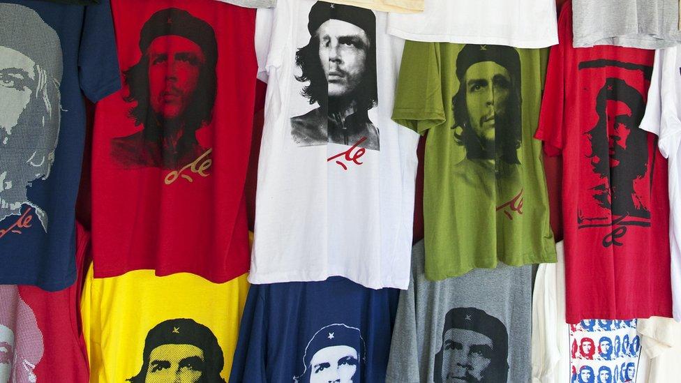Majice sa likom Če Gevare - popularne su širom sveta