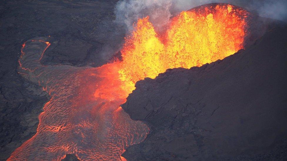 Lava del volcán Kilauea devora todo un vecindario de Hawái [FOTOS]