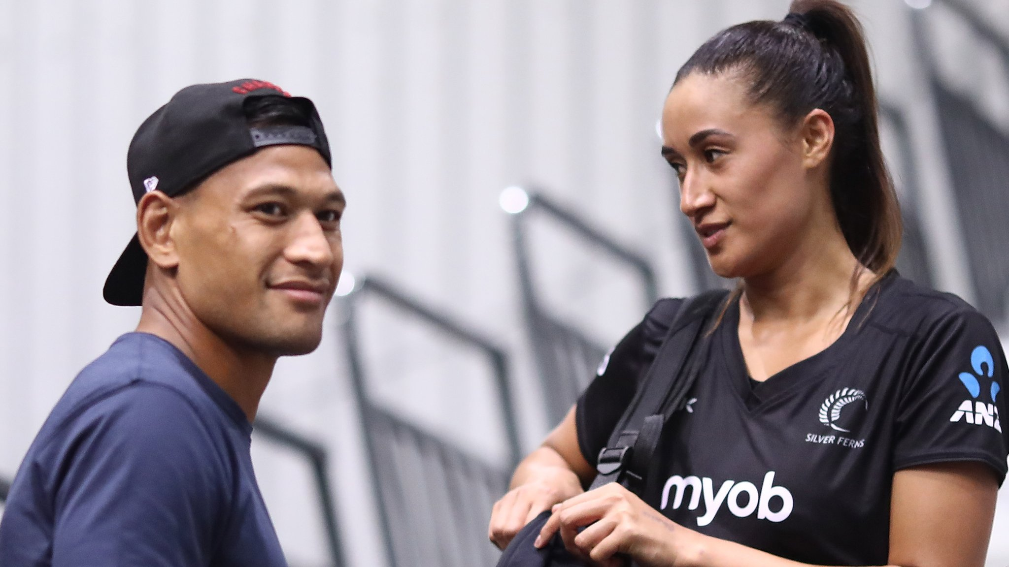 Netball Australia will not punish Folau over social media support for husband
