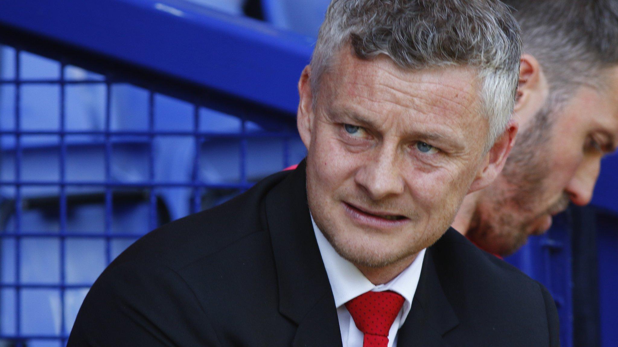 Many of my players have 'Man Utd DNA', insists Solskjaer