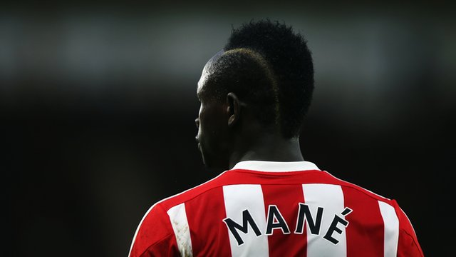 Southampton's Sadio Mane