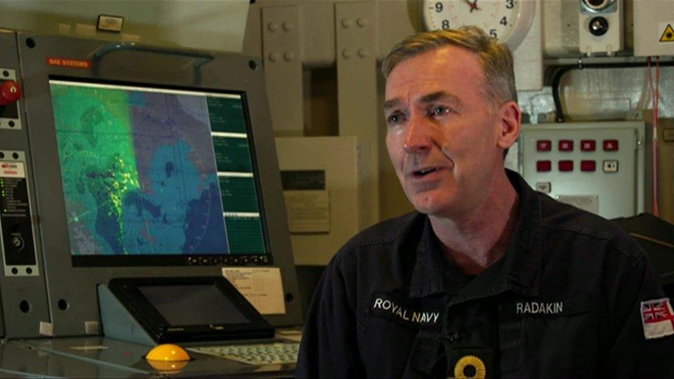 Admiral Tony Radakin