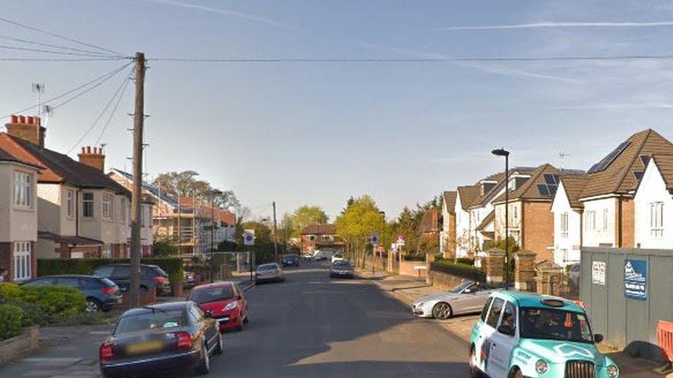 Pedestrian, 89, dies after being hit by car in Enfield