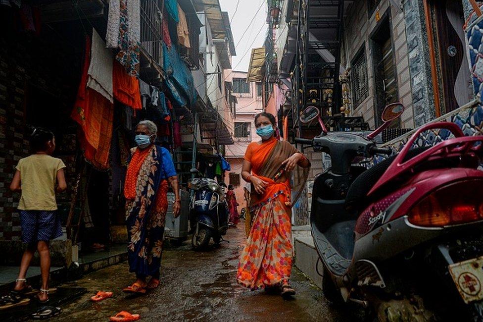 حي هندي فقير