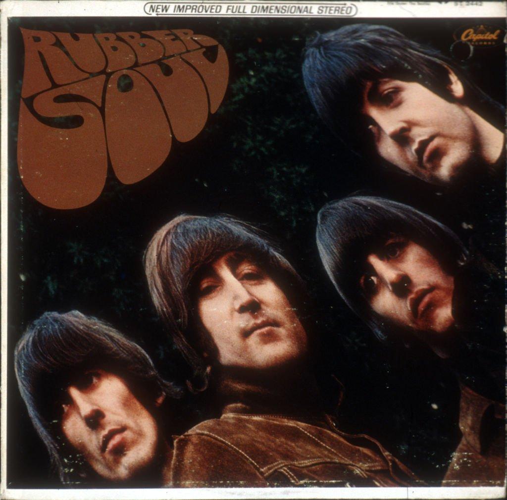 """El álbum """"Rubber Soul"""" de Los Beatles"""