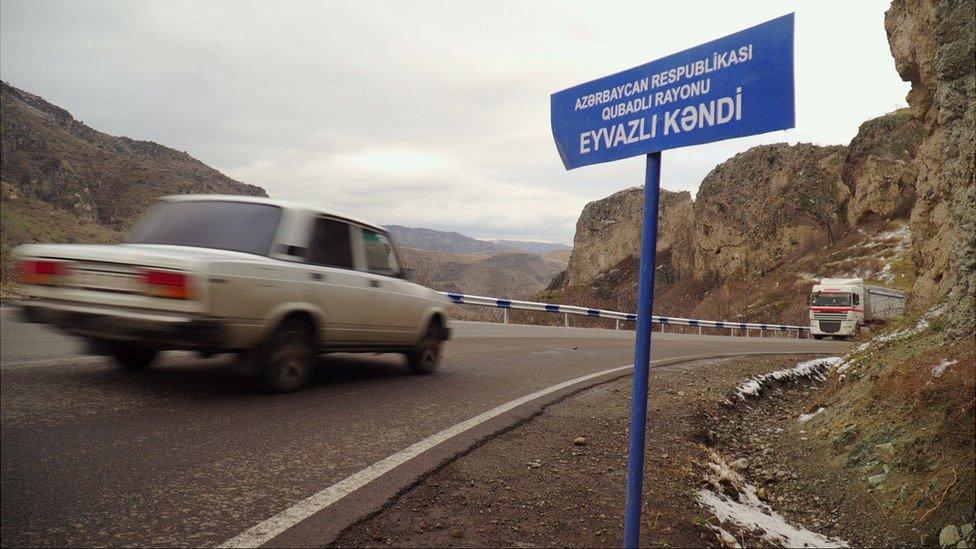 """""""Знаете, какое это было унижение?"""" Как живут армяне на новой границе с Азербайджаном"""