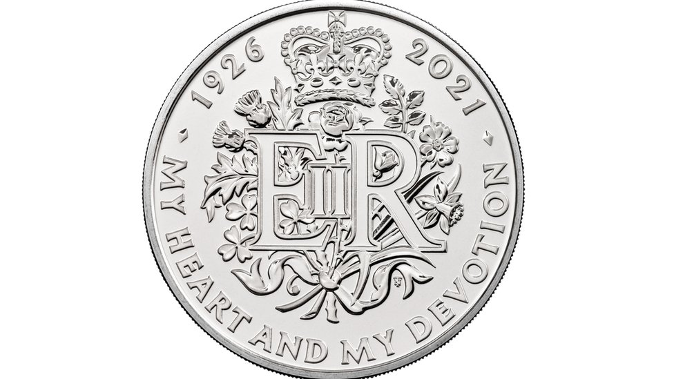 New £5 coin to mark Queen's 95th birthday thumbnail