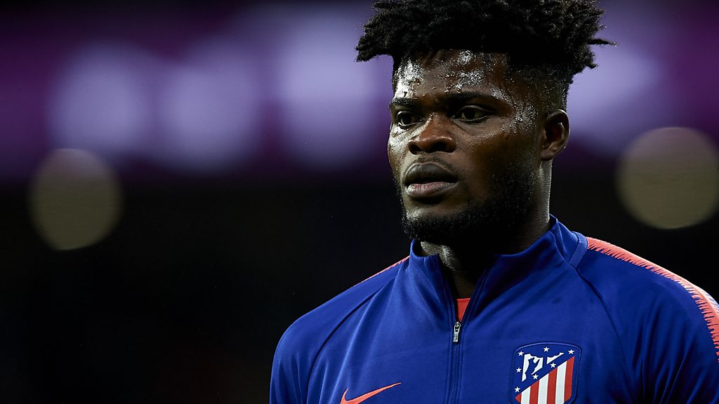Atletico Madrid and Ghana's Thomas Partey: African Footballer of the Year 2018 nominee