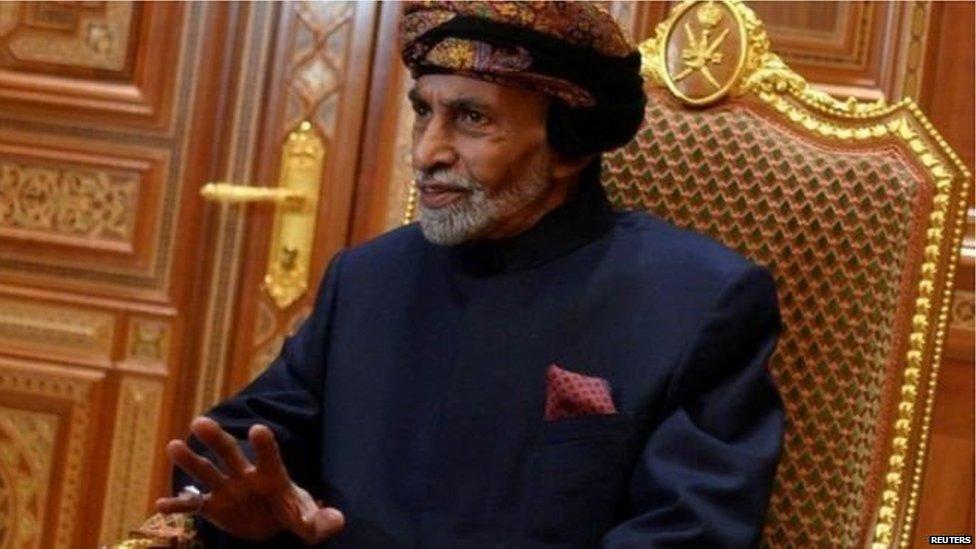 ओमान के सुल्तान क़ाबूस बिन सईद अल सईद की 79 साल की उम्र में मौत हो गई है.