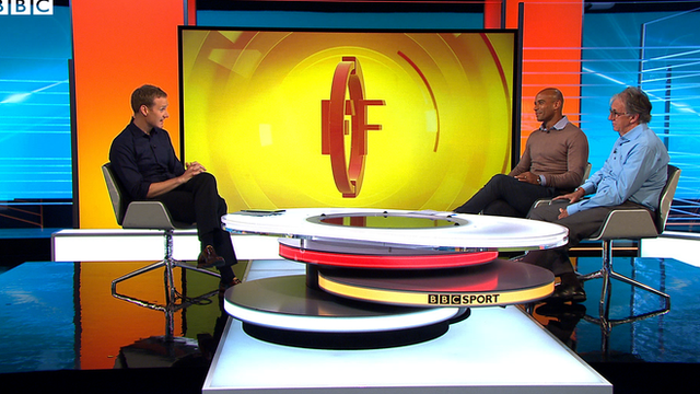 Walker, Sinclair and Lawrenson discuss this year's Summer transfer window