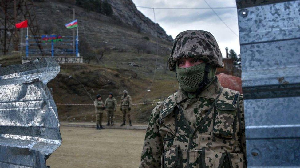 Ключ к Карабаху. Что происходит в Шуше через год после войны