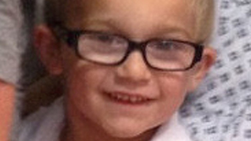 Boy, 5, found drowned after being 'left to go off alone'