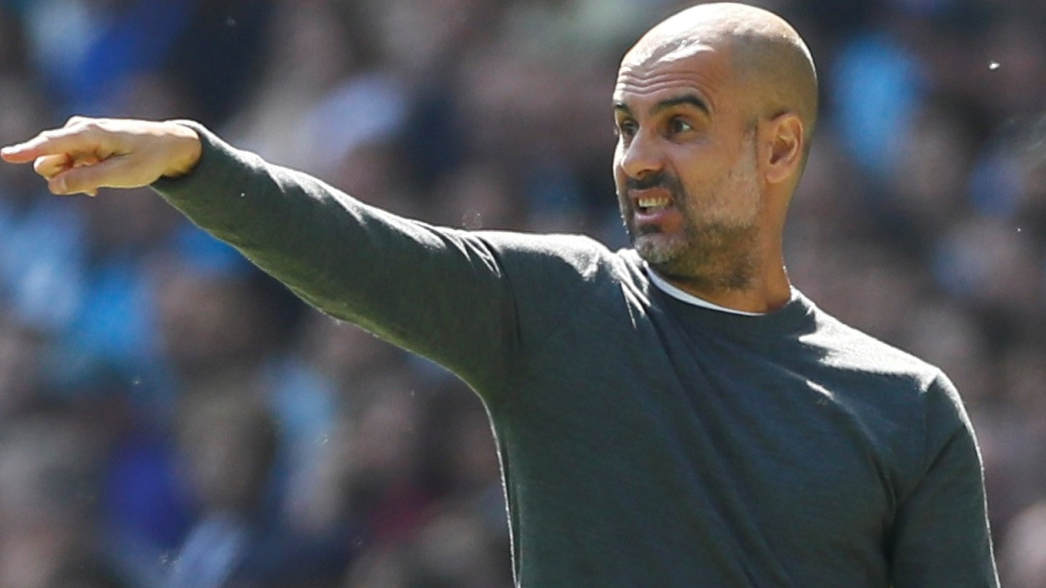 Pep Guardiola: Man City boss says Liverpool are one of the best teams he has seen