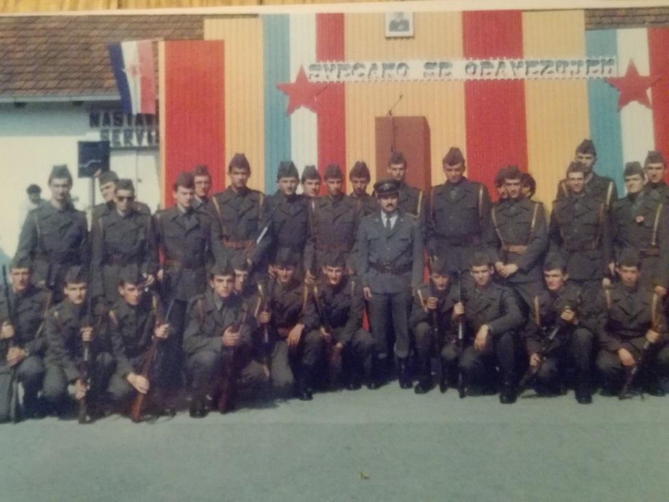 JNA, vojska