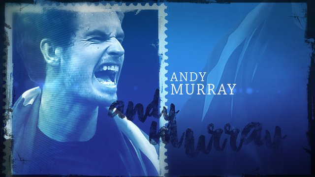 Sports Personality 2015 contender: Andy Murray