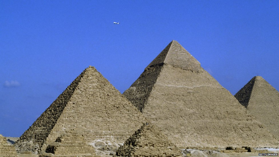 Egypt Tells Elon Musk Its Pyramids Were Not Built By Aliens Bbc News