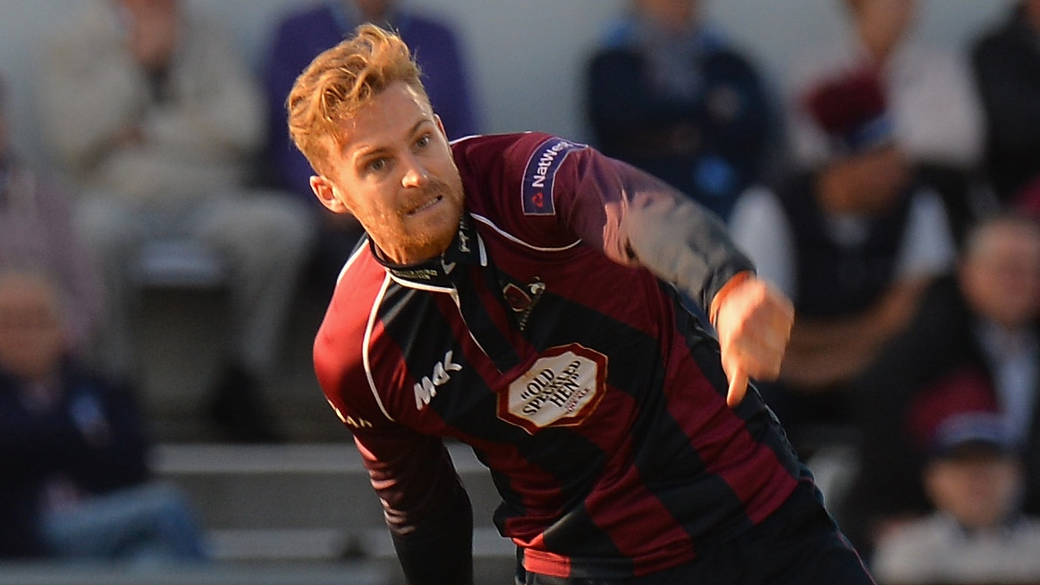 Northants' White retires from first-class cricket