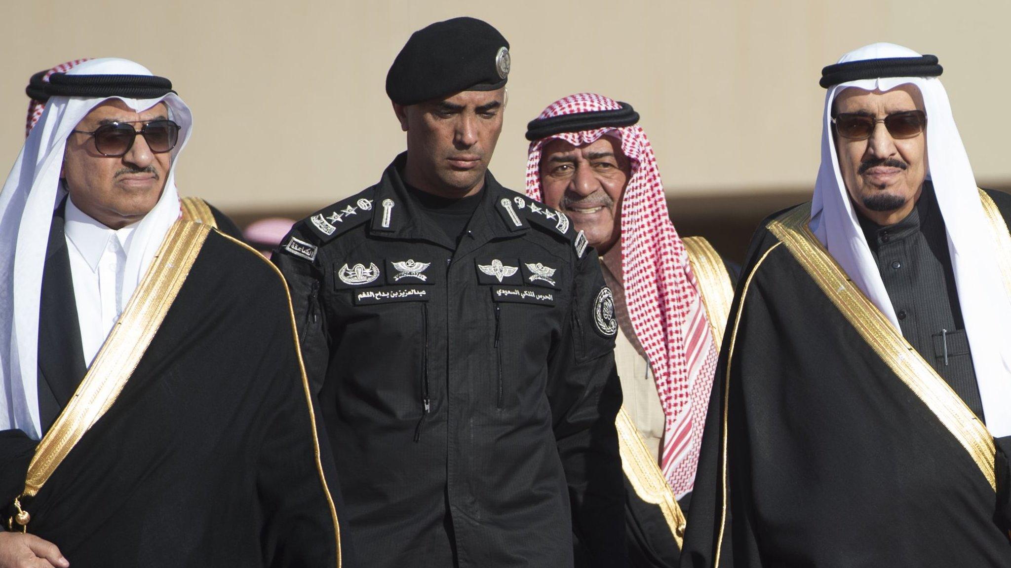 """مقتل عبد العزيز الفغم، الحارس الشخصي لملك السعودية """"في نزاع شخصي"""""""