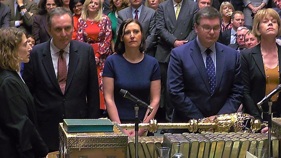 Brexit: Theresa May's deal is voted down in historic Commons defeat