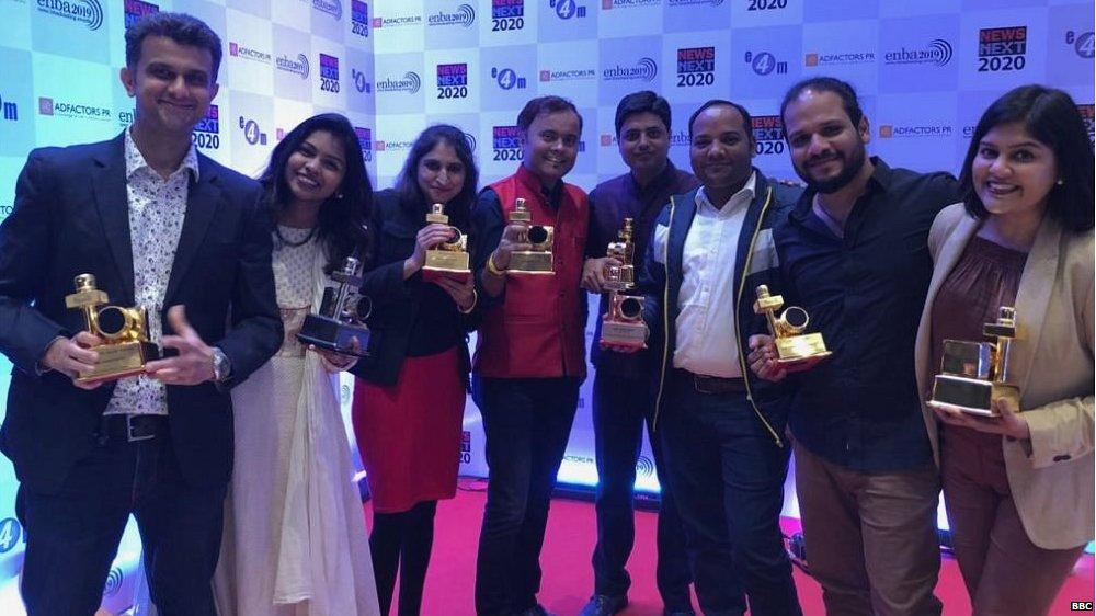 #ENBAawards : बीबीसी को मिले आठ पुरस्कार