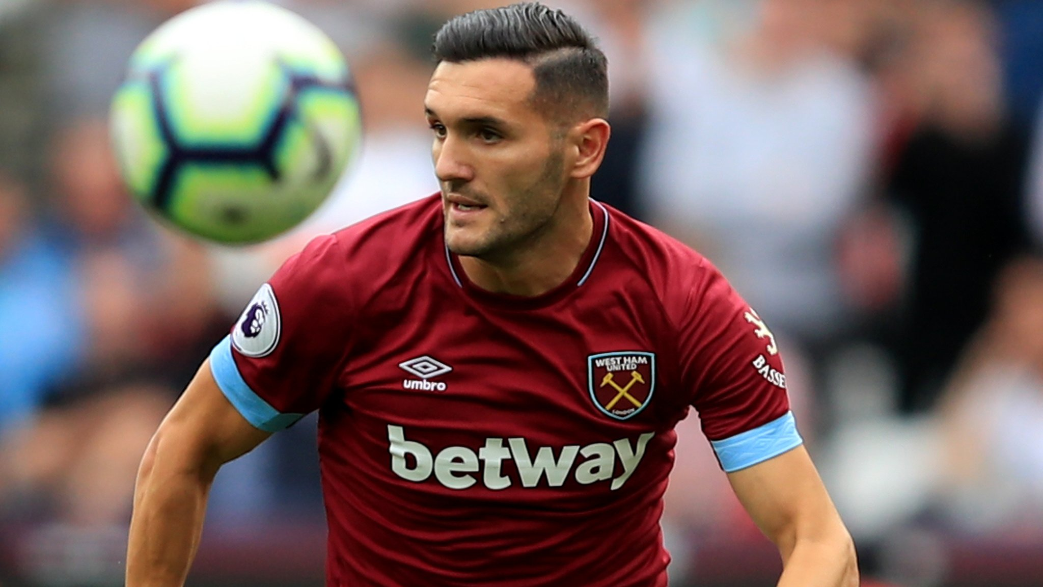 Lucas Perez: West Ham striker denies he refused to play at Everton