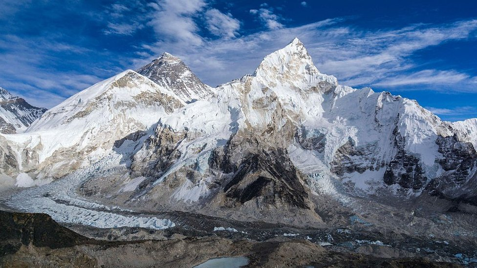 صورة جبل إفرست