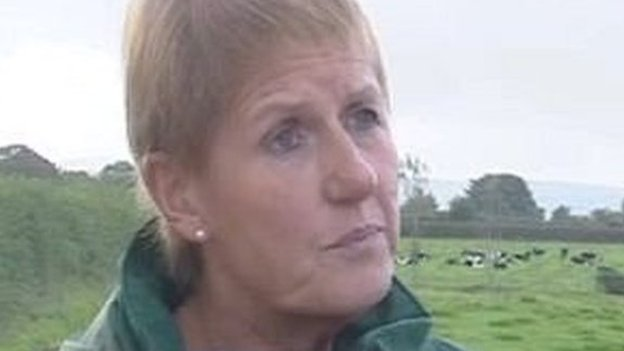 Christianne Glossop, chief veterinary officer for Wales