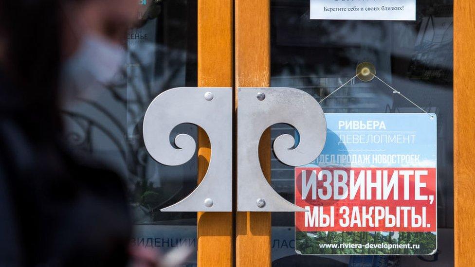 Коронавирус в России: Собянин просит 5 тысяч компаний отправить сотрудников домой