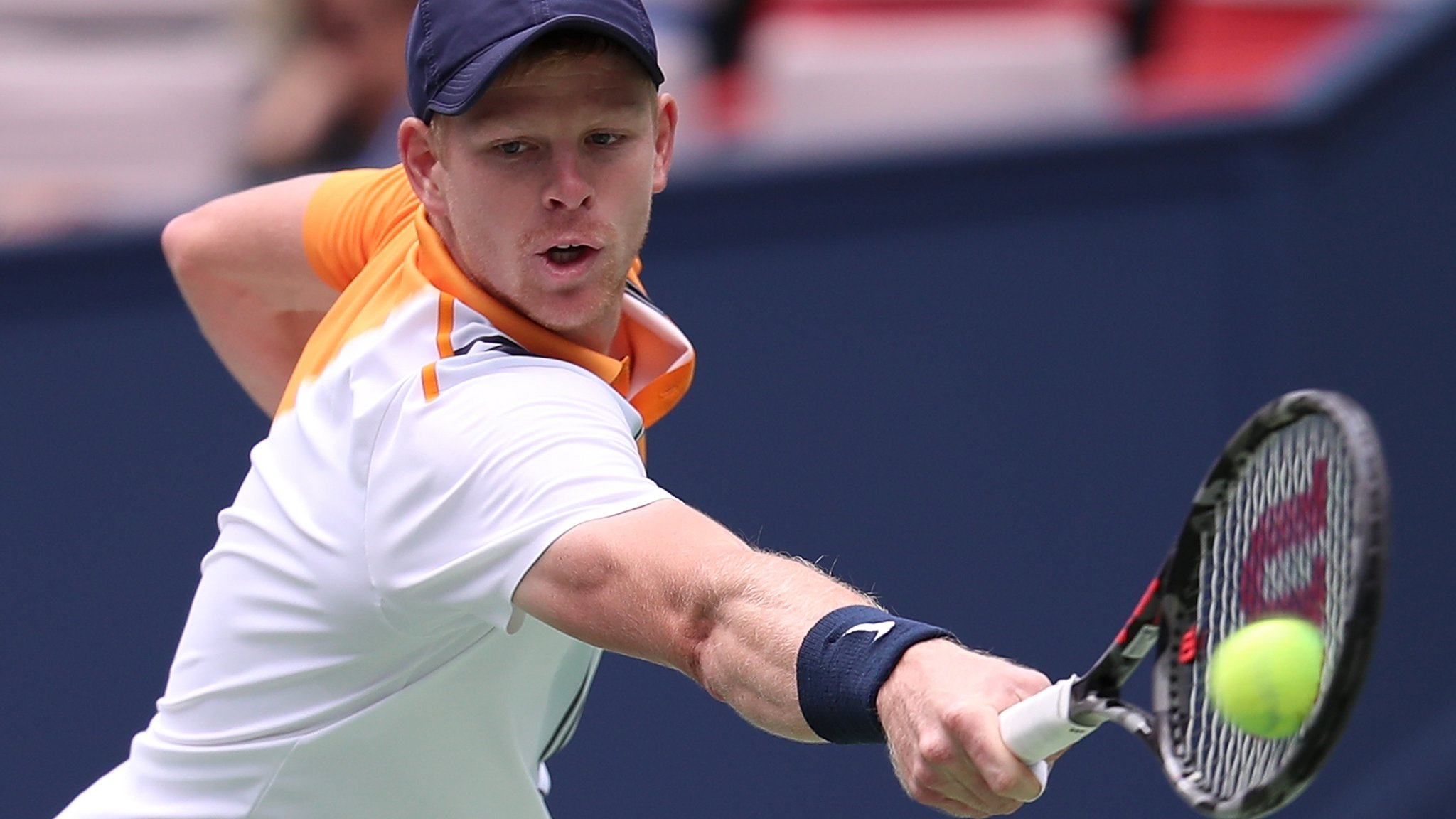 European Open: Kyle Edmund into semi-finals with walkover