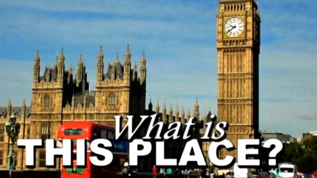 NFL players take a London quiz
