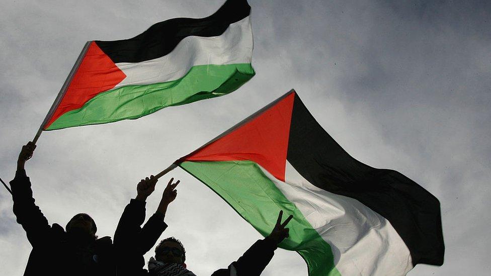 Bendera Palestina