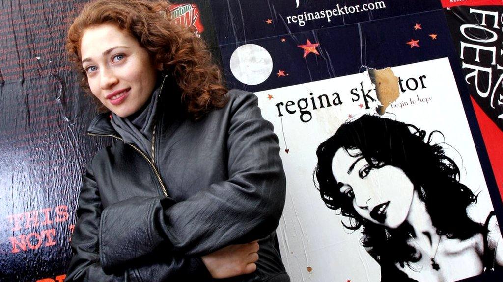 Regina Spektor in 2006