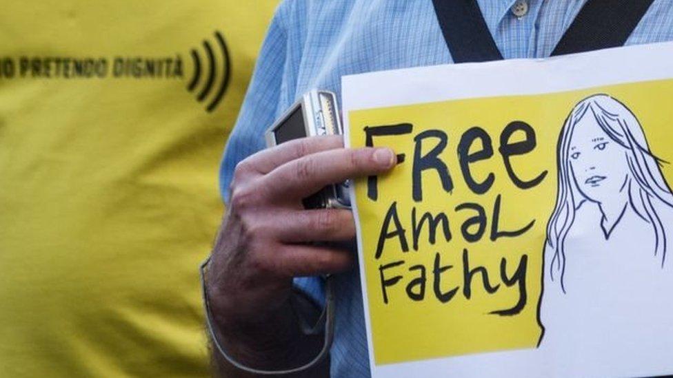 Permalink to Amal Fathy, Wanita Mesir yang Dihukum karena 'Hoax' Pelecehan Seksual