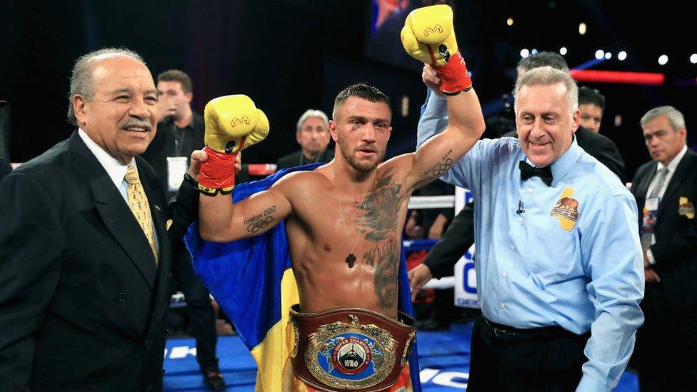 Independent: Ломаченко - чарівник боксу, якому немає рівних