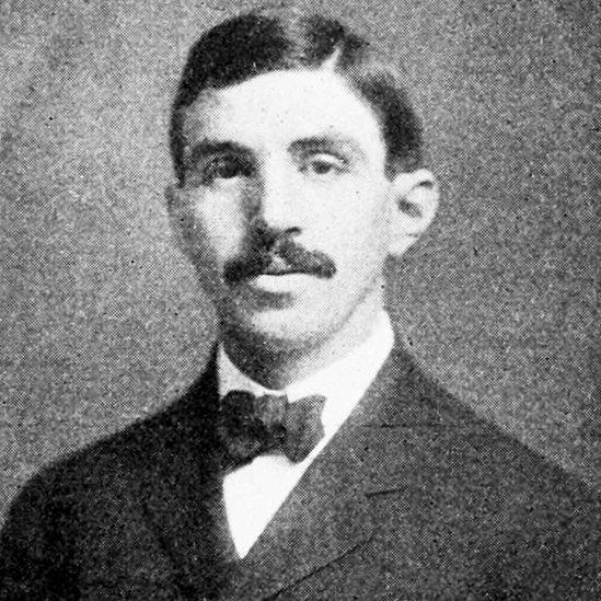 El matemático estadounidense Edward Kasner