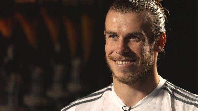 Gareth Bale on Wales' Euro 2016 hopes
