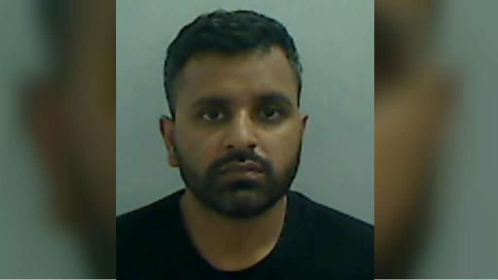 Grindr cheat Mitesh Patel calls 999 after wife murder