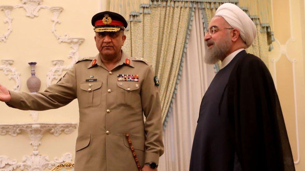ईरान-पाकिस्तान