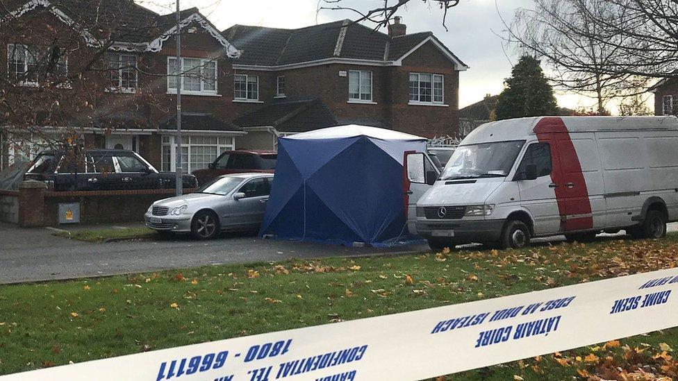 Clive Staunton shot dead near his home in County Kildare