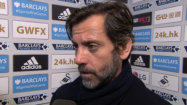 Swansea 1-0 Watford: Quique Flores not concerned with losing run